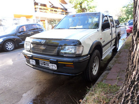 Chevrolet Luv 2.5 Pick-up Doble Cabina Diesel 1998 1ra Mano
