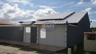 Venda E Locação Fixa; Casa Com 3 Dormitórios À Venda, 140 M² Por R$ 580.000 - Guriri - Cabo Frio/rj - Ca1086