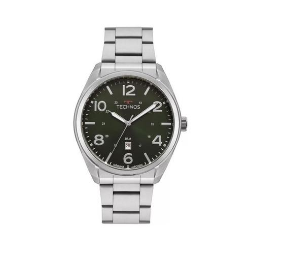 Relógio Masculino Technos Performance Militar 2115mta/1v