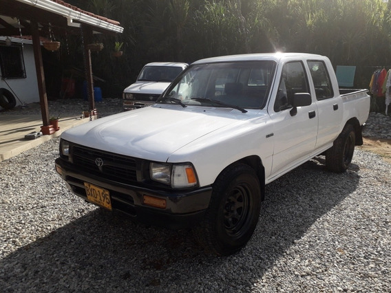 Vendo Toyota Hilux Doble Cabina Modelo 1997