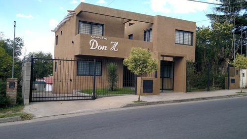 Complejo De 4 Departamentos Y Una Casa A La Venta En Villa Carlos Paz