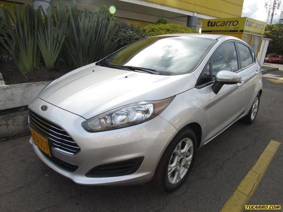 Ford Fiesta Se Hb 1.6 Mt