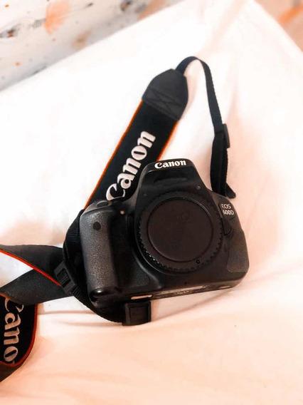 Canon 600d - T3i Só O Corpo