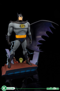 Kotobukiya - Artfx + - Batman: Tas Opening Sequence Version
