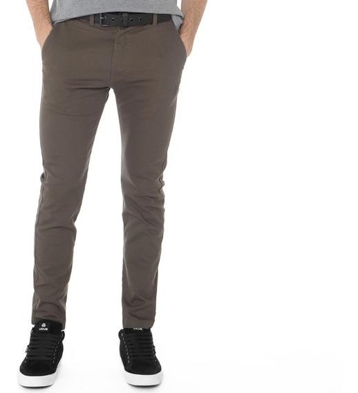 Pantalon Chino Vicus Tripper Verde