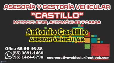 Gestoria Vehicular Antonio Castillo