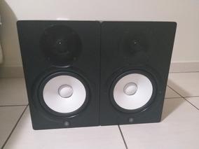 Monitor De Referência Hs80 Yamahainterface 2 Caixas