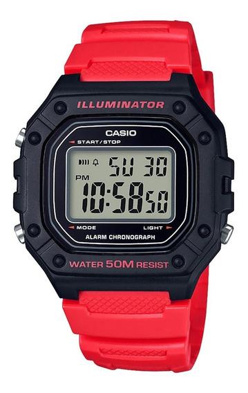 Reloj Casio W-218h-4bvcf