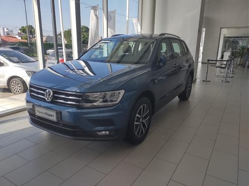 Vw Volkswagen Tiguan 250 Tsi Trendline Dsg 0 Km Azul