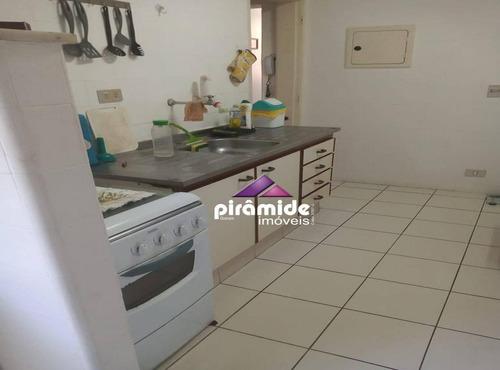 Apartamento Com 2 Dormitórios À Venda, 62 M² Por R$ 239.000,00 - Jardim São Dimas - São José Dos Campos/sp - Ap13025