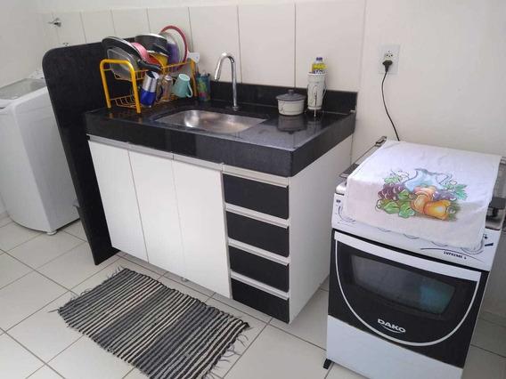 Apartamento 2 Quantos , Sala Cozinha E Banheiro