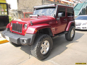 Jeep Sahara Rubicon