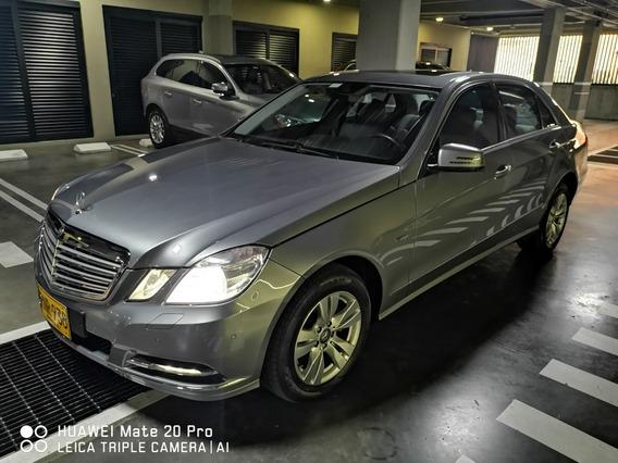 Mercedes-benz Clase E E200 Elegance