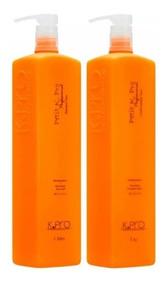 K.pro Kit Petit Shampoo 1000ml + Condicionador 1000ml + Pump