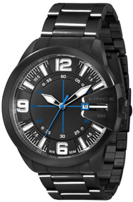 Relógio Lince Preto Masculino Sport Mrn4268s P2px + Nota