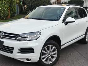 Volkswagen Touareg 3.6 Paq Multimedia At 2013 Fact Original