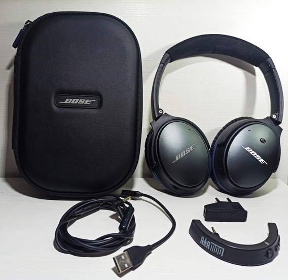 Fone Bose Qc25 Bluetooth