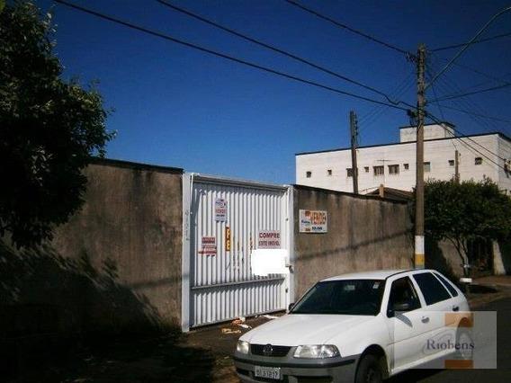 Terreno Residencial À Venda, Eldorado, São José Do Rio Preto. - Te0177