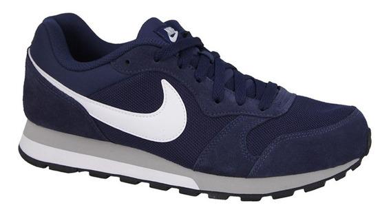 Zapatillas Nike Md Runner 2 Urbanas Hombre Retro 749794-410