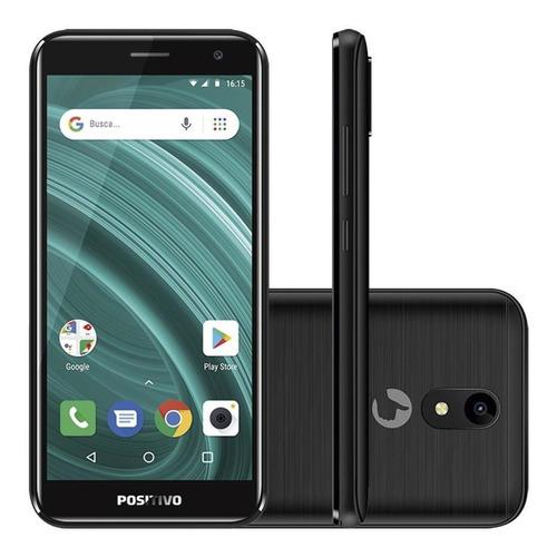 Celular Smartphone Positivo Twist 2 Go S541 8gb Preto - Dual Chip