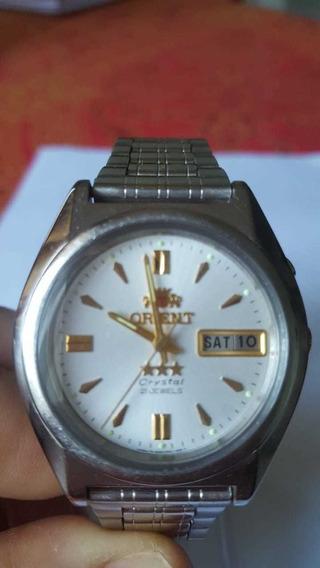 Relógio Orient Automático 36 Milímetros
