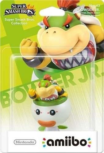 Figura Nintendo Amiibo Bowser Junior - Smash Bros - Sniper