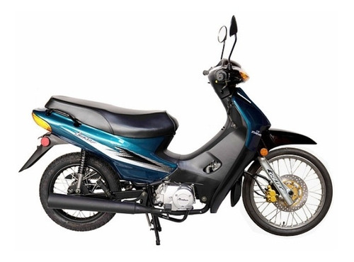 Moto Rocket 110 Standard C/disco