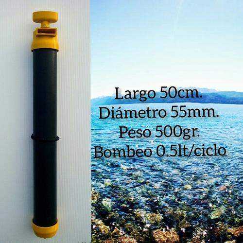 Imagen 1 de 2 de Bomba De Achique Ideal Para Kayak Y Actividades Náuticas