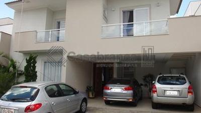 Sobrado Residencial À Venda, Condomínio Granja Deolinda, Sorocaba. - So2988