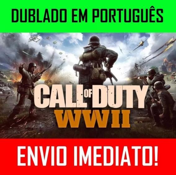 Call Of Duty Ww2 Pc Promoção