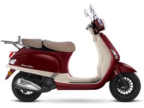 Zanella Exclusive 150 Edicion Limitada 12 Ctas $5522motoroma