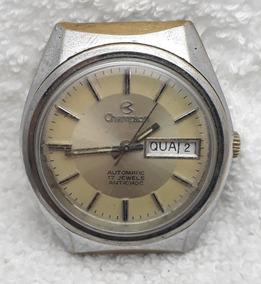 Relógio Champion Automático Máquina Suíça