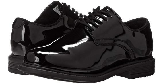 Zapato Original Swat De Vestir Oxford Clarino