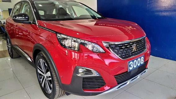 Peugeot 3008 Griffe Pack , 1° Parcela Só Para Janeiro