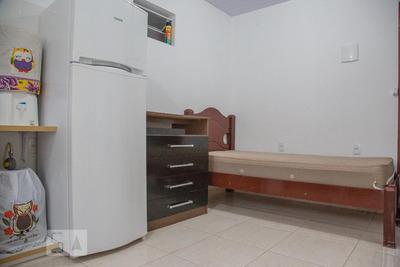 Studio Térreo Mobiliado Com 1 Dormitório - Id: 892919553 - 219553