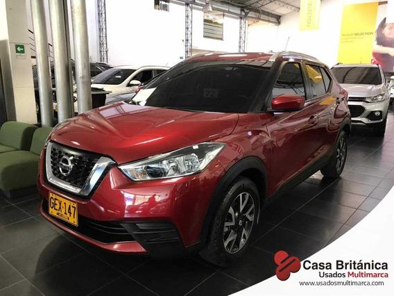 Nissan Kicks Mecanica 4x2 Gasolina