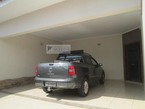 Casa A Venda No Bairro Residencial Macedo Teles I Em São - 591-1