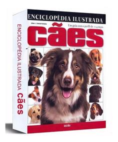 Enciclopédia Ilustrada Cães Guia Perfil De 114 Raças Novo