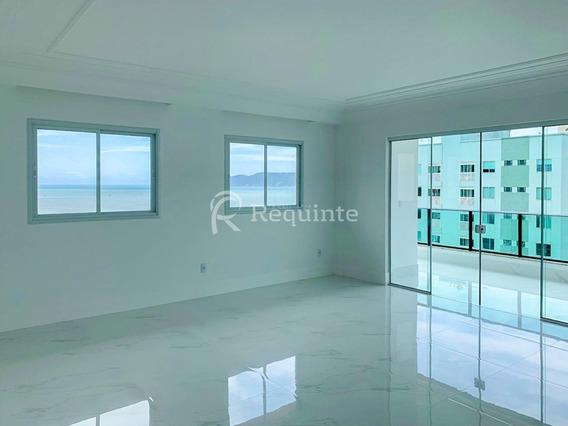 Apartamento Quadra Mar Com 4 Suítes Em Itapema - 1404