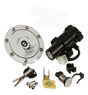 Switch/tapon De Gas/chapa Trasera Honda Cbr600rr