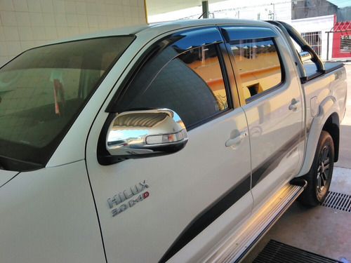 Toyota Hilux 3.0 Cd Srv Limited 171cv 4x4 2015