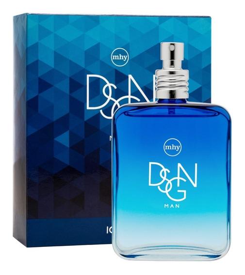 Fragrância Dsgn Man - 100ml - Mahogany