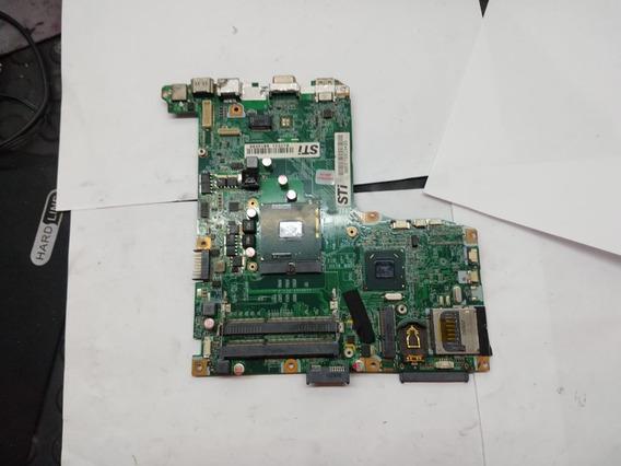 Placa Mãe Semp Toshiba Ni 1401 71r-a14hv6-t831 Com Defeito