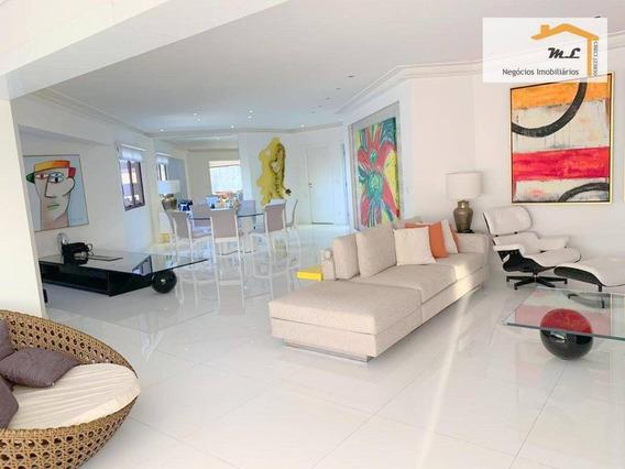 Apartamento Com 3 Dormitórios À Venda, 283 M² Por R$ 1.200.000,00 - Jardim Avelino - São Paulo/sp - Ap0378