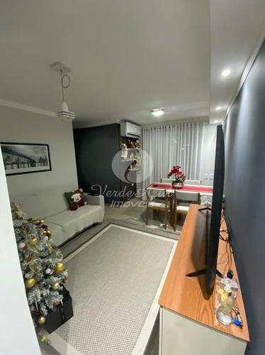 Apartamento À Venda Em Residencial Parque Da Fazenda - Ap004321
