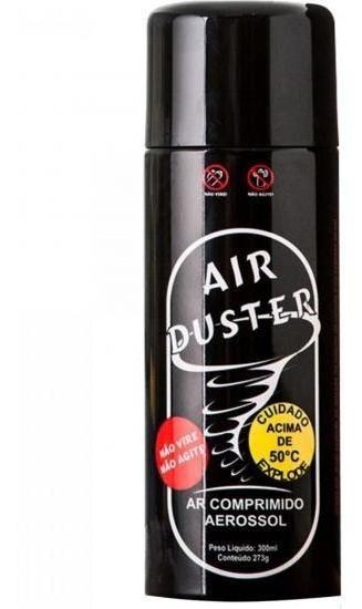 Aerossol Ar Comprimido 200g Air Duster Implastec