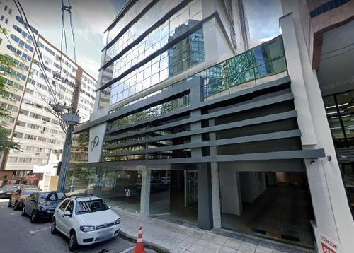 Imagem 1 de 24 de Prédio Moderno No Centro Com 4.939 M² - Pr0039
