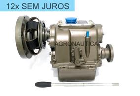 Reversor Marítimo Mwm E Motores 60cv 3,0 X 1 C/ Acoplamento