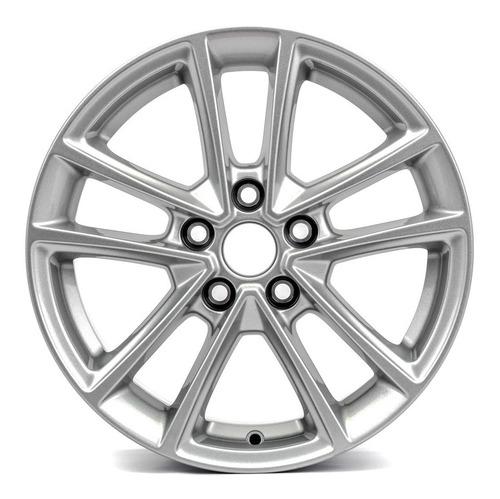 Llanta De Aleacion De Aluminio 7j X 16  Et505x2 Rayos Ford F