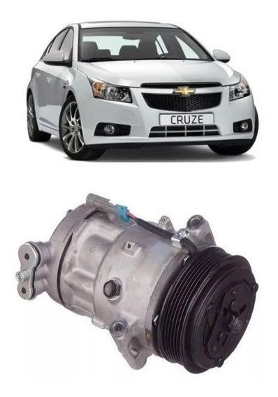 Compressor Ar Condicionado Gm Cruze 1.8 16v 2012 13 14 15 16